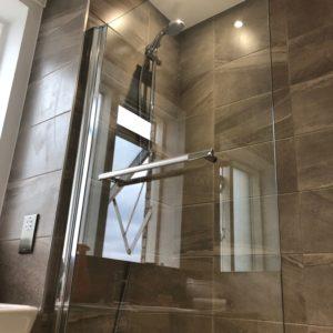 Shower Screen After Restoration