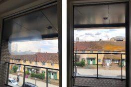 glass restoration london job